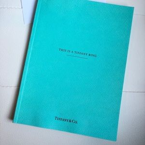Tiffany Ring book